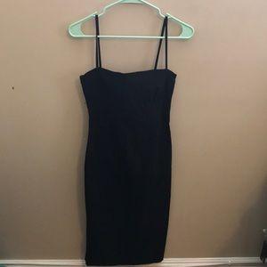 Sky David Park Black Dress